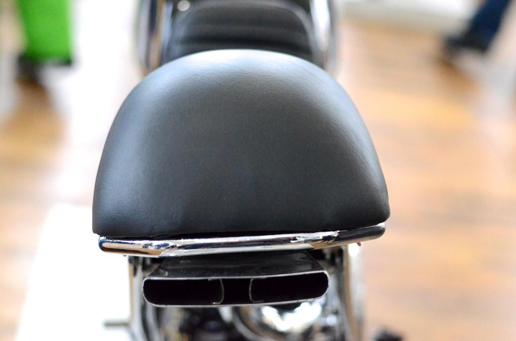 Pangea Sports - Rear Exhaust Detail