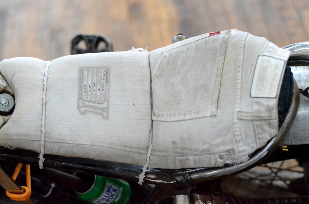 SeeSee Motor Bike - Seat