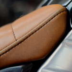 BMW Leather Seat - Side Detail