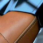 BMW Leather Seat - Detail