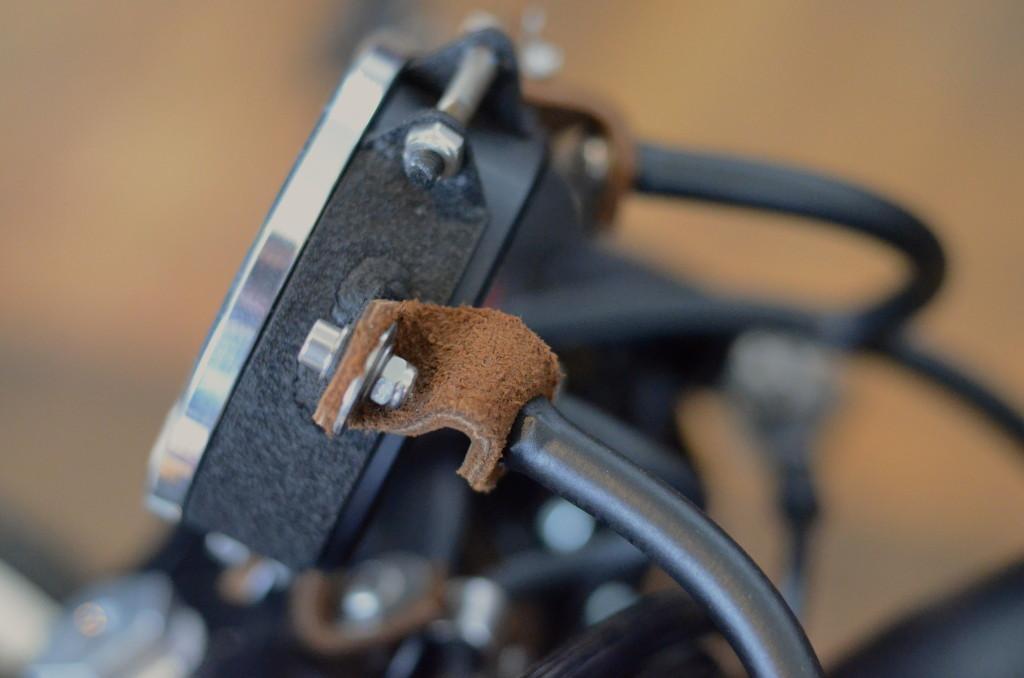 Deus Bike - Woolies Workshop - Front Detail