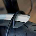 Deus Bike - Woolies Workshop - Front Fender