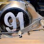 Icon Bike - Side Detail